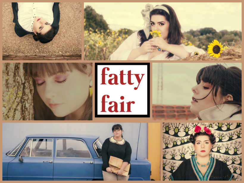Fatty Fair blog about plus size and curvy fashion, lifestyle and stories