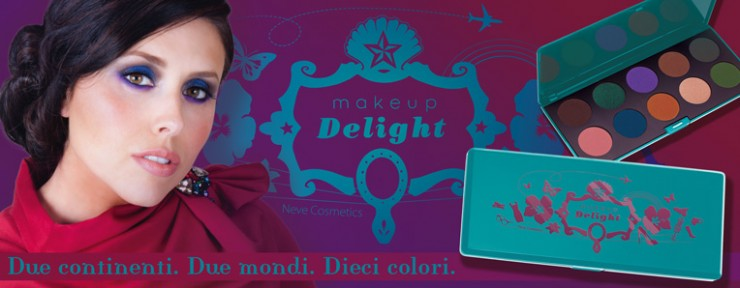 make up delight, makeup delight, make-up delight, giuliana makeup, makeup delight neve cosmetics, neve cosmetics, trucco minerale, palette ombretti, palette natale