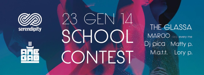 school contest serendipity