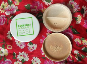 everyday mineral base ecco verde