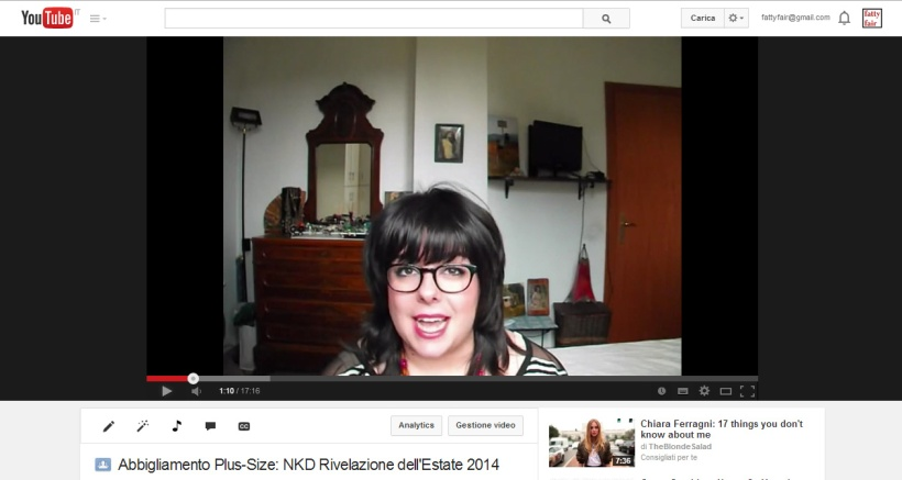 fatty fair blog canale youtube