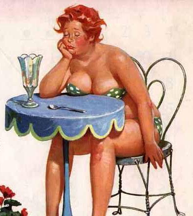 sos estate donne sovrappeso