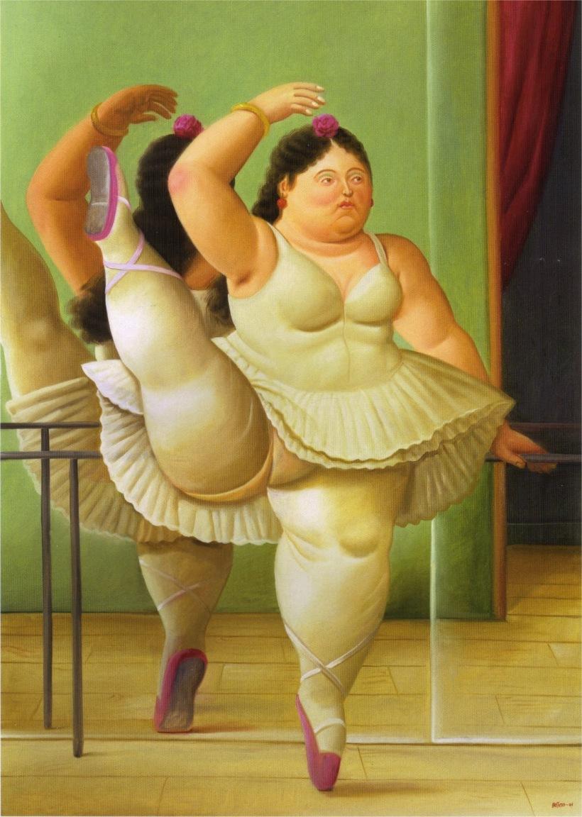 ballerina botero