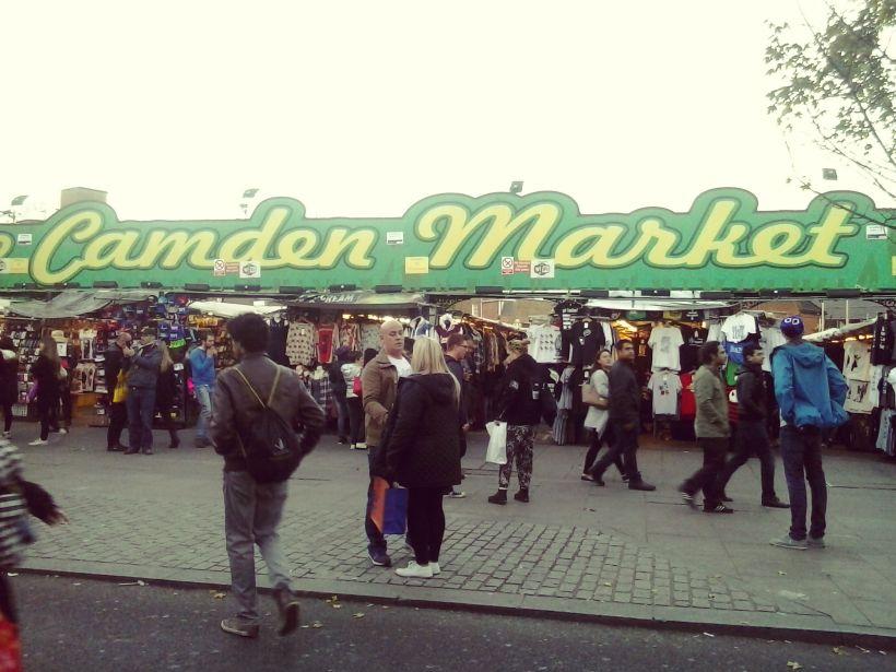 Camden Market a Londra