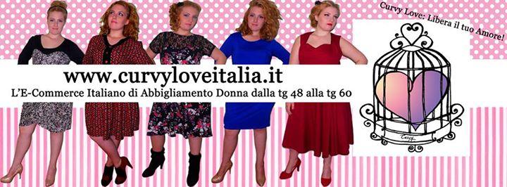 curvylove ecommerce plussize italiano