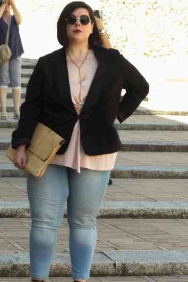 Outfit curvy da sera | Fatty Fair Blog