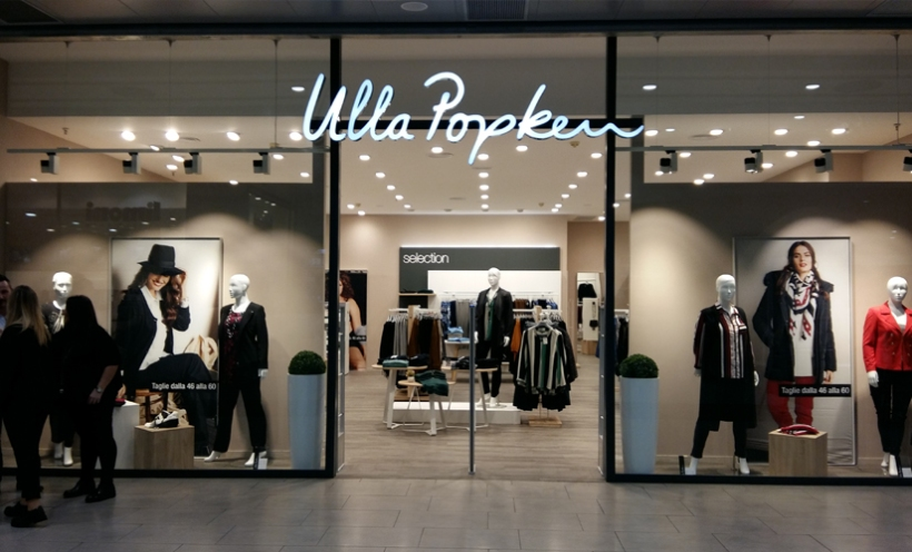 ulla popken negozio abbigliamento taglie comode italia